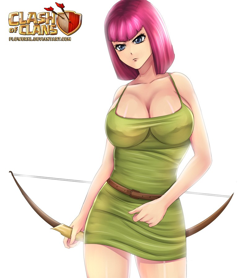 royal champion clans clash of Shoujo and the back alley 4