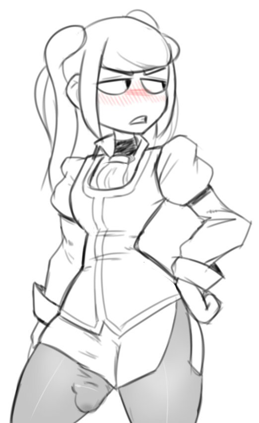 va-11 betty hall-a Chika from five nights at freddy's