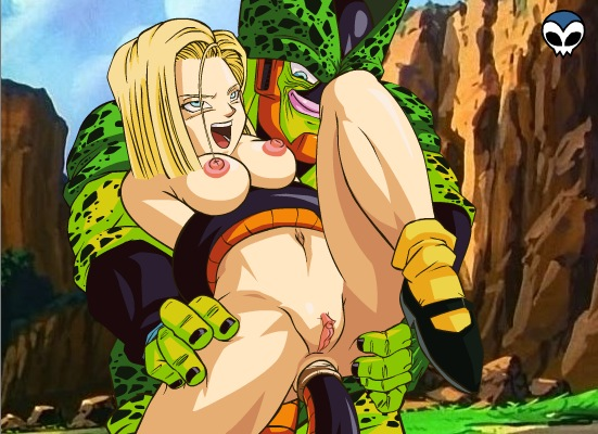 cell android 18 and porn How to train your dragon vore