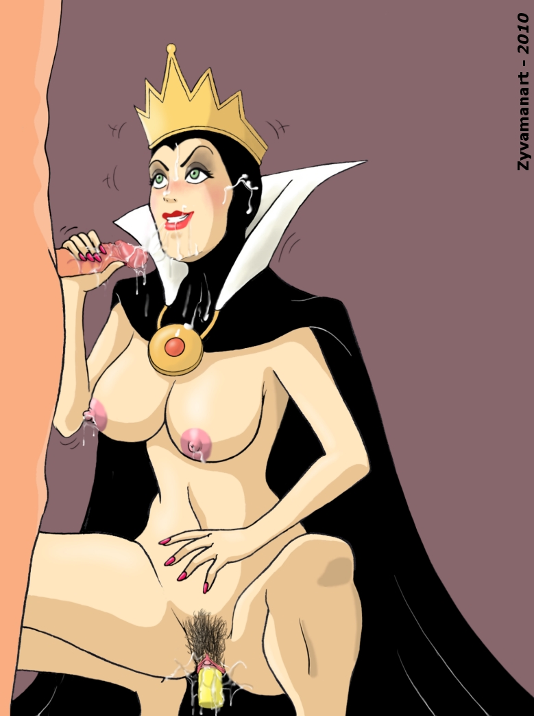 the mage queen the demon and Marine a go go 2