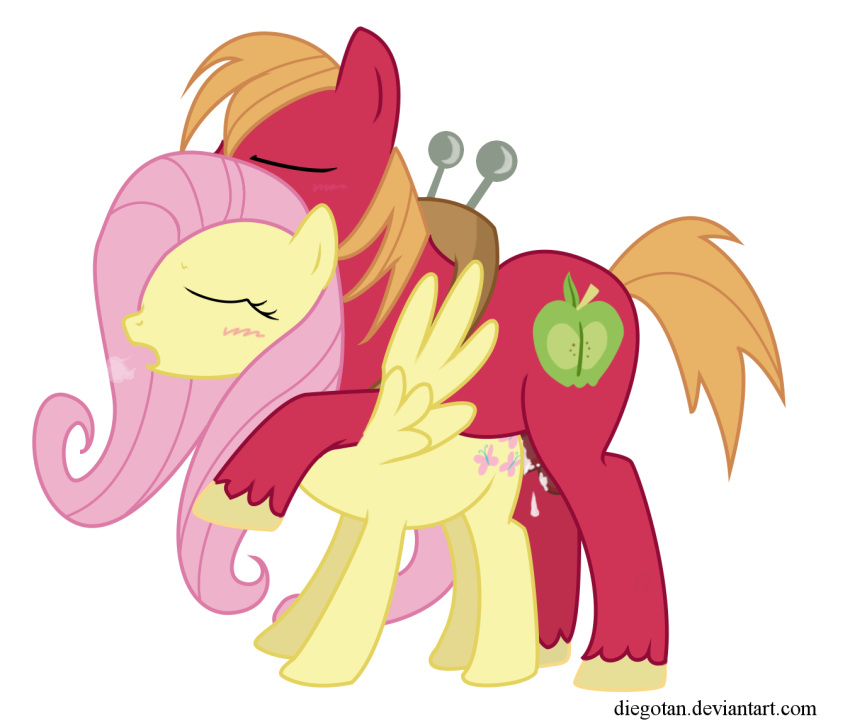 mac x big mlp fluttershy Why is naruto's arm bandaged in boruto