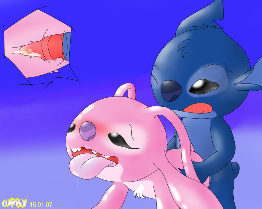and pleakley stitch lilo and jumba Blade dance of the elementals
