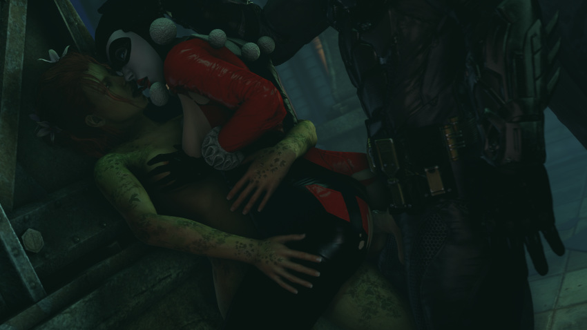 porn batman knight gif arkham Why is there so much overwatch porn