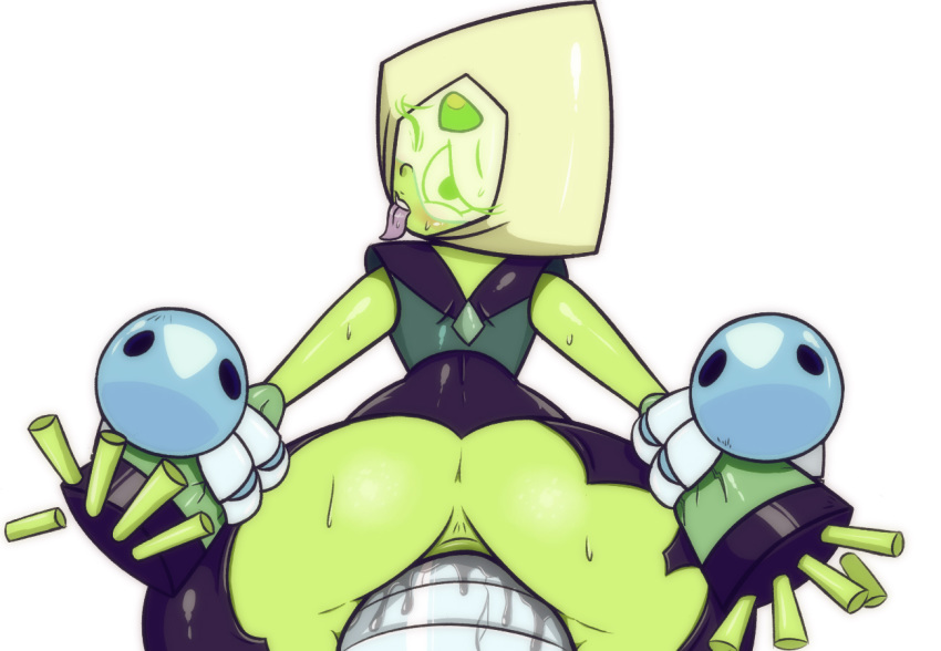 and steven fusion steven universe peridot Adine angels with scaly wings