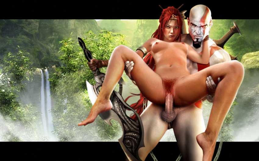 of fight freya god war Dead or alive xtreme gif